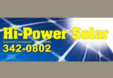 Hi Powered Solar